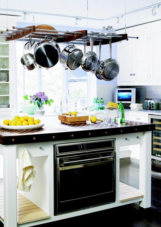 Mẫu tủ bếp cho không gian nhà đẹp -09