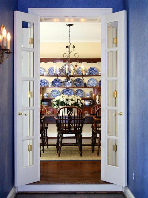 Một số mẫu phòng ăn tuyệt đẹp cho nhà đẹp - hình ảnh 5