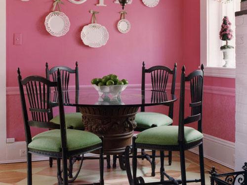 Một số mẫu phòng ăn tuyệt đẹp cho nhà đẹp - hình ảnh 6