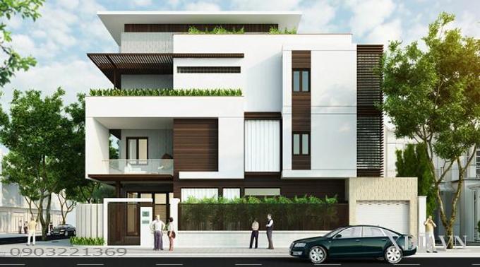 Thiết kế nhà đẹp số 33