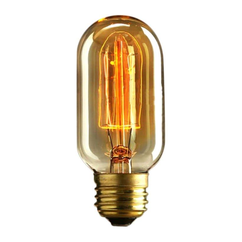 Bố trí đèn quạt trần cho nhà đẹp - Đèn sợi đốt