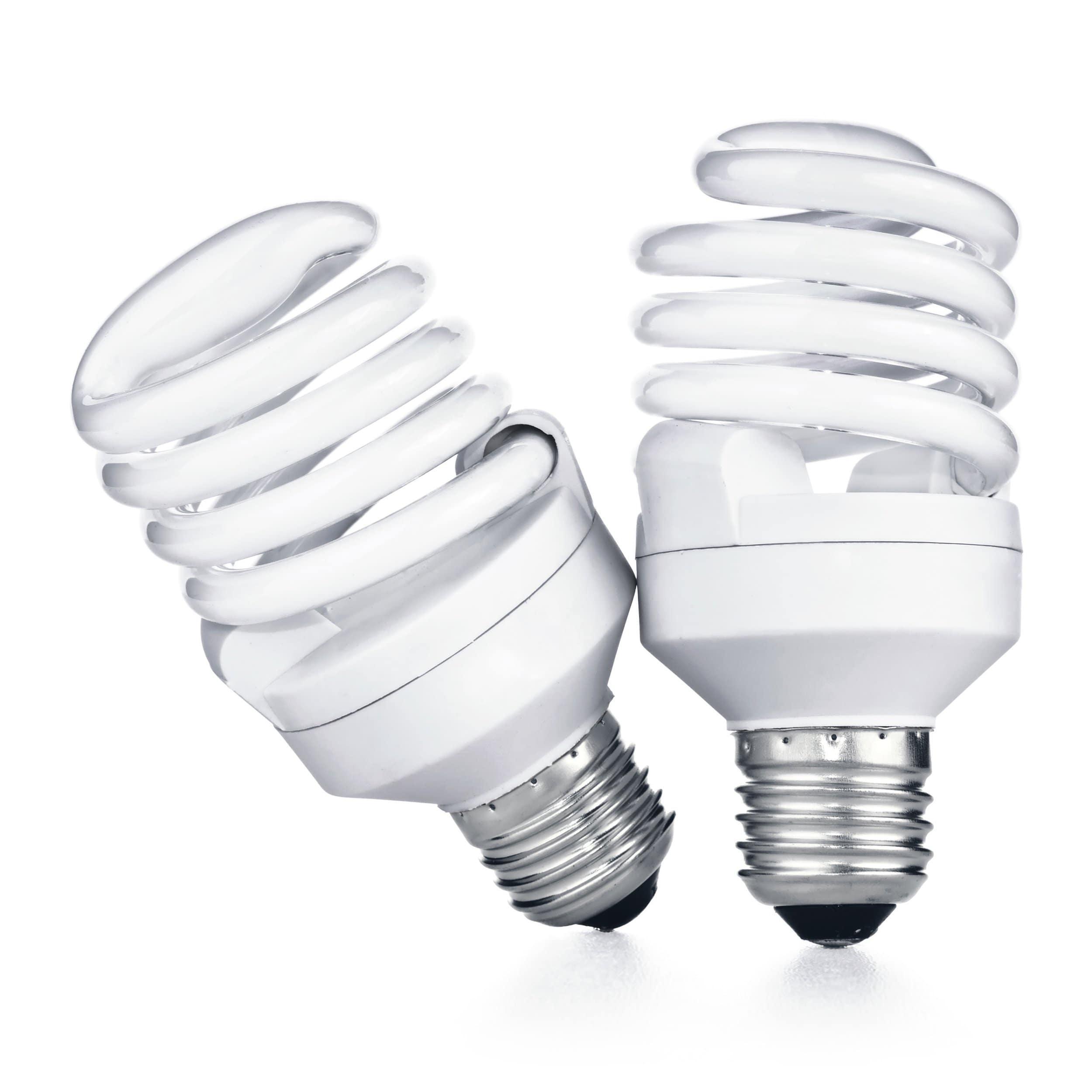 Bố trí đèn quạt trần cho nhà đẹp - Đèn compact
