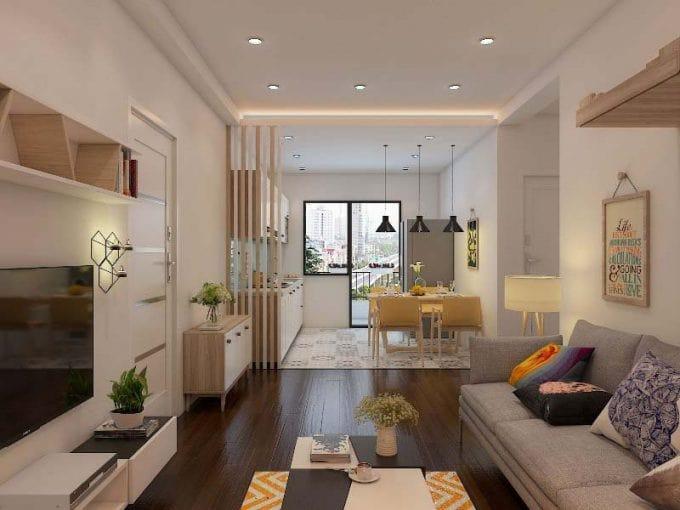 Bố trí nội thất khi thiết kế biệt thự 2