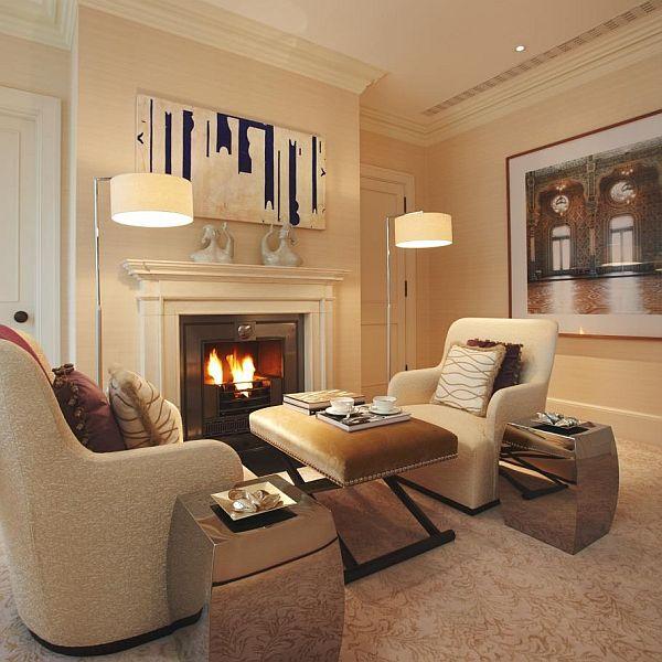 Căn hộ ở London có thiết kế nội thất đẹp. Ảnh 01