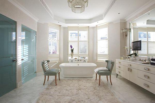 Căn hộ ở London có thiết kế nội thất đẹp. Ảnh 09