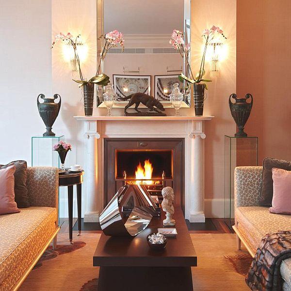 Căn hộ ở London có thiết kế nội thất đẹp. Ảnh 15