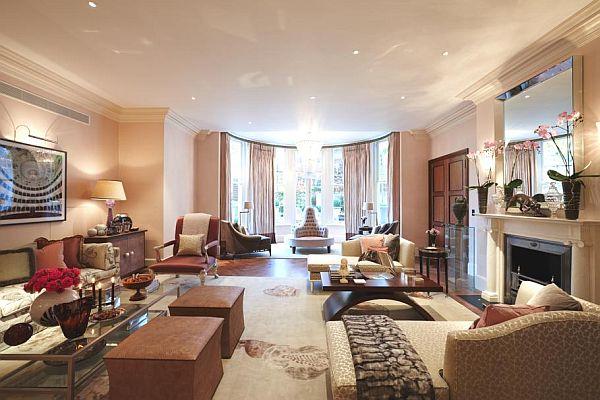 Căn hộ ở London có thiết kế nội thất đẹp. Ảnh 16