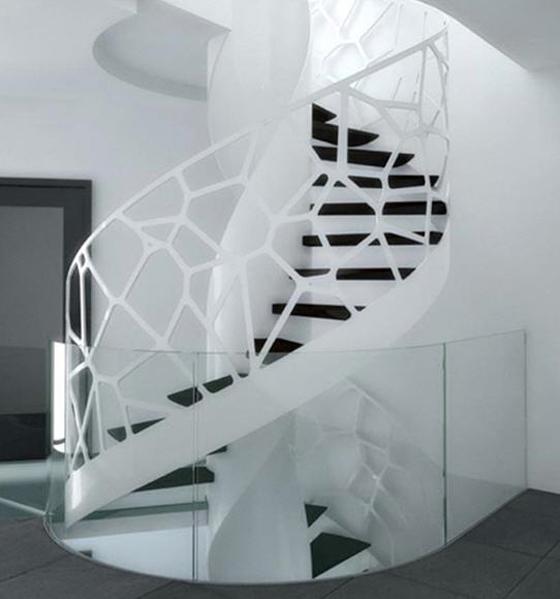 Mẫu cầu thang nhà đẹp - 03