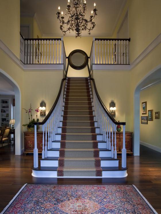 Mẫu cầu thang nhà đẹp - 09