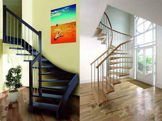 Mẫu cầu thang nhà đẹp - 11