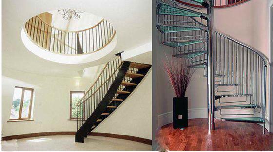 Mẫu cầu thang nhà đẹp - 13