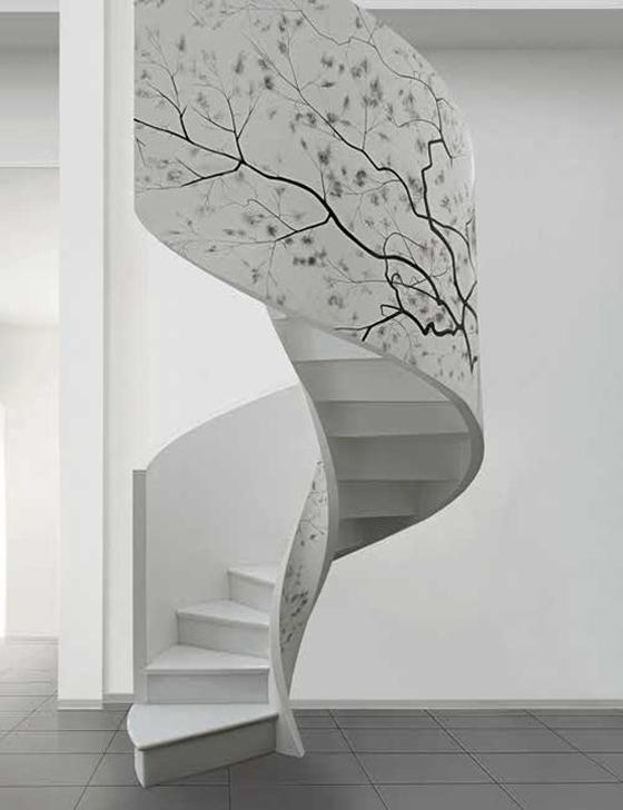 Mẫu cầu thang nhà đẹp - 14