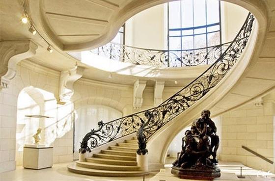 Mẫu cầu thang nhà đẹp - 17