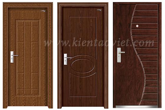 Mẫu cửa đi thông phòng cho không gian nhà đẹp - 02
