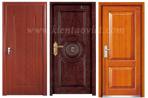 Mẫu cửa đi thông phòng cho không gian nhà đẹp - 03