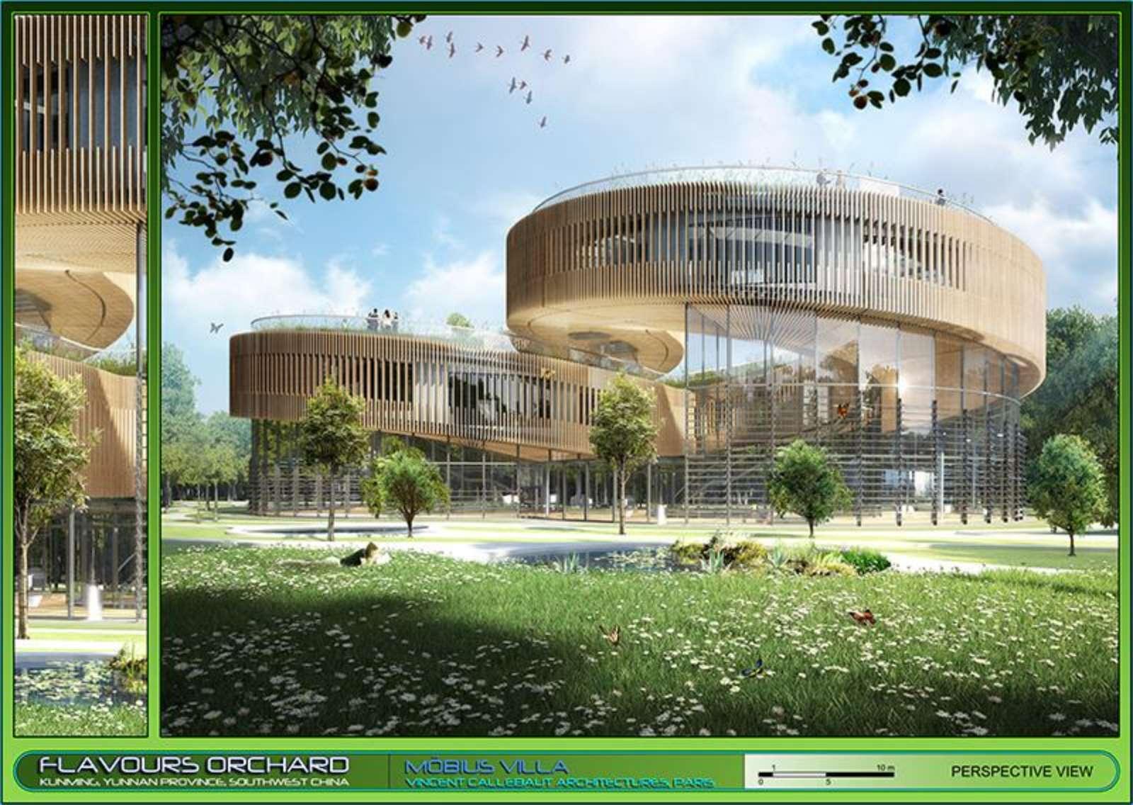 Dự án công trình xanh thân thiện môi trường - 5