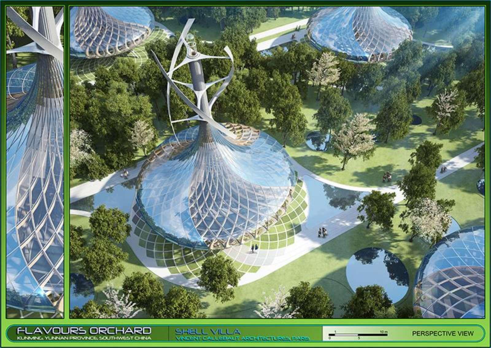 Dự án công trình xanh thân thiện môi trường - 8
