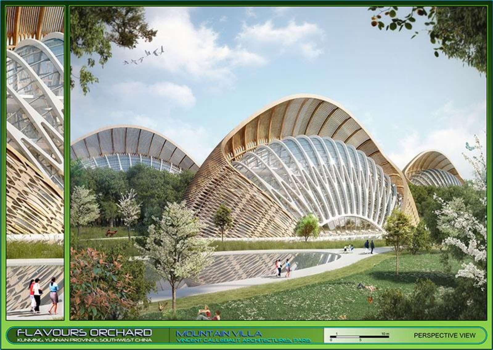 Dự án công trình xanh thân thiện môi trường - 2
