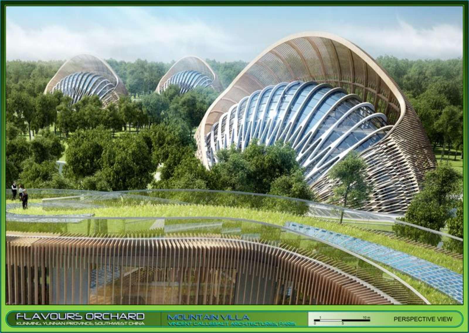 Dự án công trình xanh thân thiện môi trường - 3
