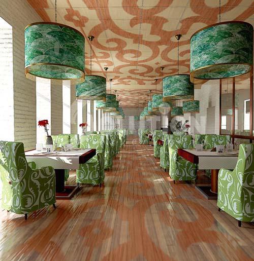 Thiết kế nội thất quán cafe ấn tượng - 3