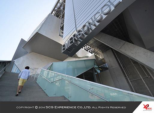 Kiến trúc trường Cao đẳng Emerson Los Angeles - 5