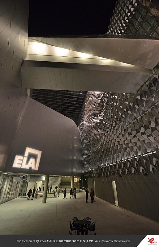 Kiến trúc Cao đẳng Emerson Los Angeles - 9