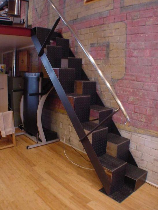 Mẫu lan can cầu thang