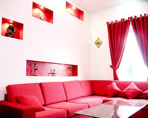 Mành rèm trong thiết kế nội thất đẹp - Ảnh 05