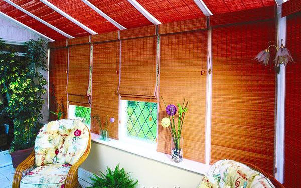 Mành rèm trong thiết kế nội thất đẹp - Ảnh 06