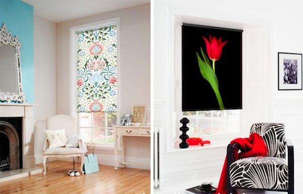 Mành rèm trong thiết kế nội thất đẹp - Ảnh 07
