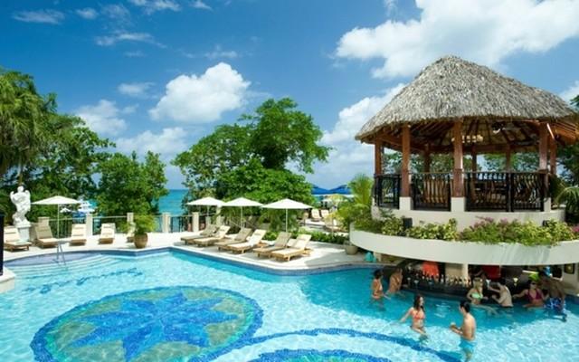 Mẫu bể bơi đẹp