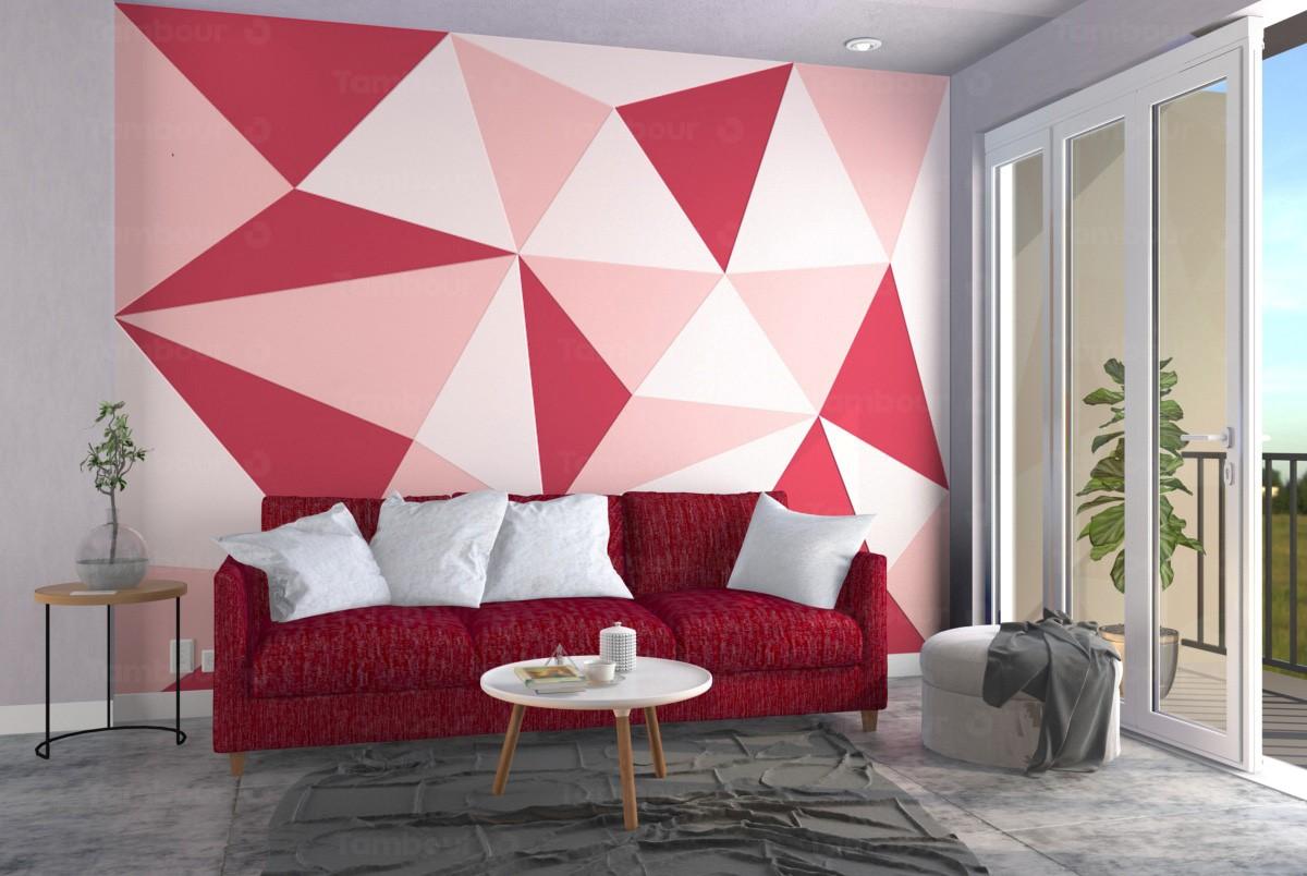 Màu hồng phong thủy nhà đẹp cho người mệnh hỏa