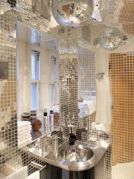 Mẫu thiết kế nội thất đẹp phòng tắm triệu đô. Ảnh 02