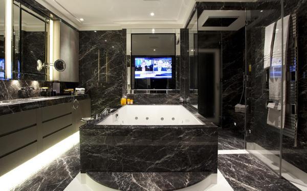 Mẫu thiết kế nội thất đẹp phòng tắm triệu đô. Ảnh 04