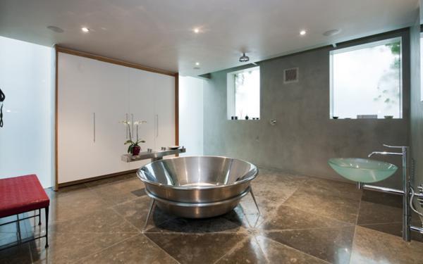 Mẫu thiết kế nội thất đẹp phòng tắm triệu đô. Ảnh 07