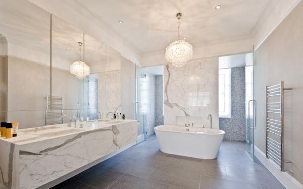Mẫu thiết kế nội thất đẹp phòng tắm triệu đô. Ảnh 11