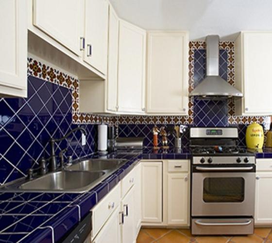 Mẫu tủ bếp cho không gian nhà đẹp -13