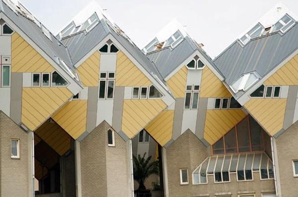 Những công trình kiến trúc độc đáo trên thế giới - 11