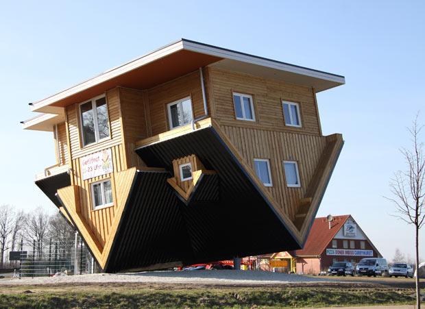 Những công trình kiến trúc độc đáo trên thế giới - 7