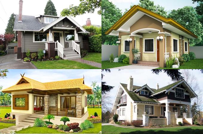 Những mẫu thiết kế nhà vườn đẹp nhỏ xinh - Ảnh 11