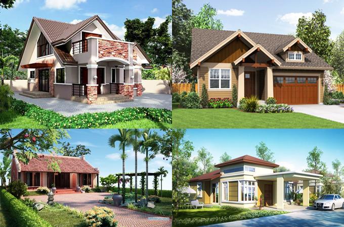 Những mẫu thiết kế nhà vườn đẹp nhỏ xinh - Ảnh 12