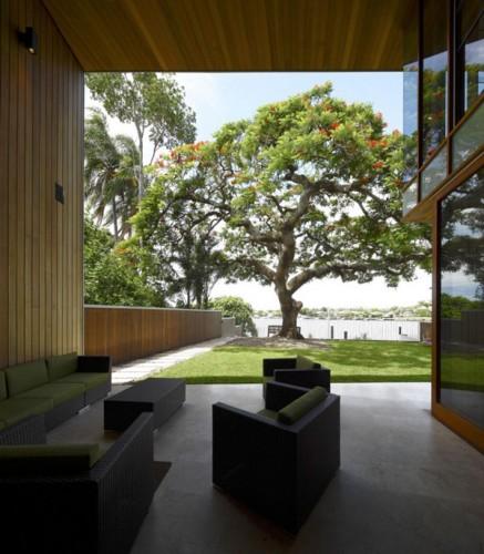 Những thiết kế nội thất đẹp nhà ốp gỗ. Ảnh 03