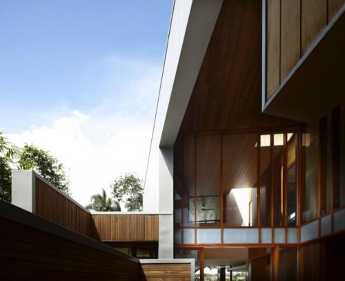 Những thiết kế nội thất đẹp nhà ốp gỗ. Ảnh 04