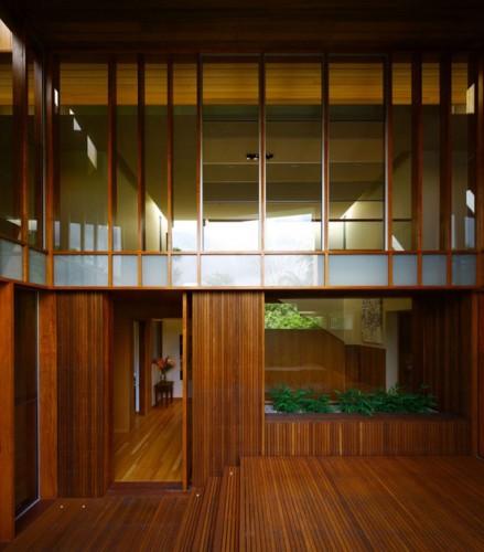 Những thiết kế nội thất đẹp nhà ốp gỗ. Ảnh 06