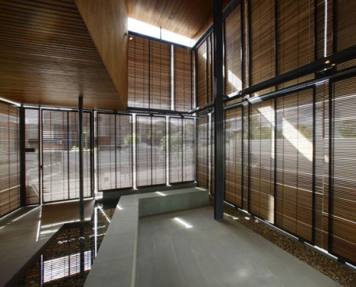Những thiết kế nội thất đẹp nhà ốp gỗ. Ảnh 07