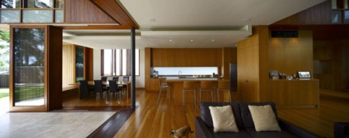 Những thiết kế nội thất đẹp nhà ốp gỗ. Ảnh 08