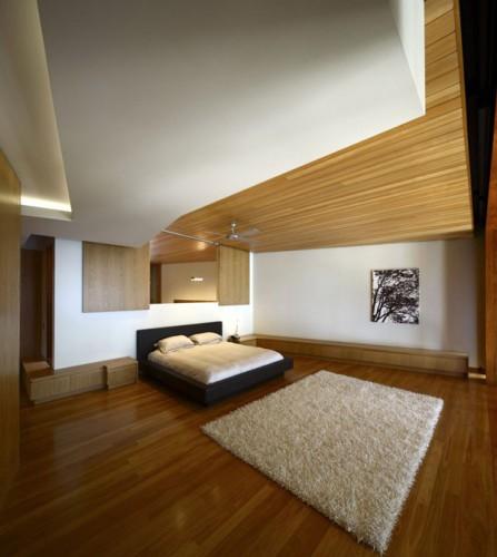 Những thiết kế nội thất đẹp nhà ốp gỗ. Ảnh 09