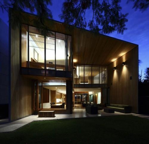 Những thiết kế nội thất đẹp nhà ốp gỗ. Ảnh 10