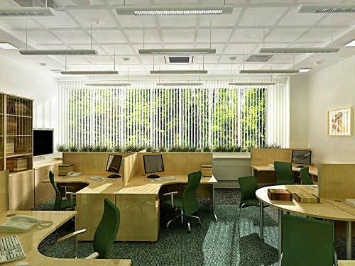 Thiết kế nội thất văn phòng - 2