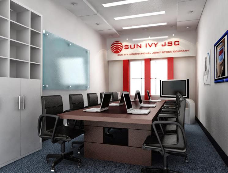 nội thất văn phòng 5